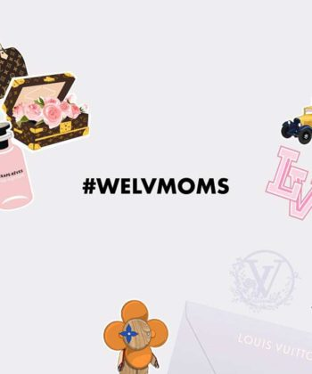 Louis Vuitton Launches Customizable Mother's Day E-Card