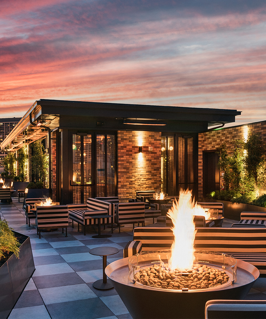 Cozy Up to These Fire Pits Year-Round
