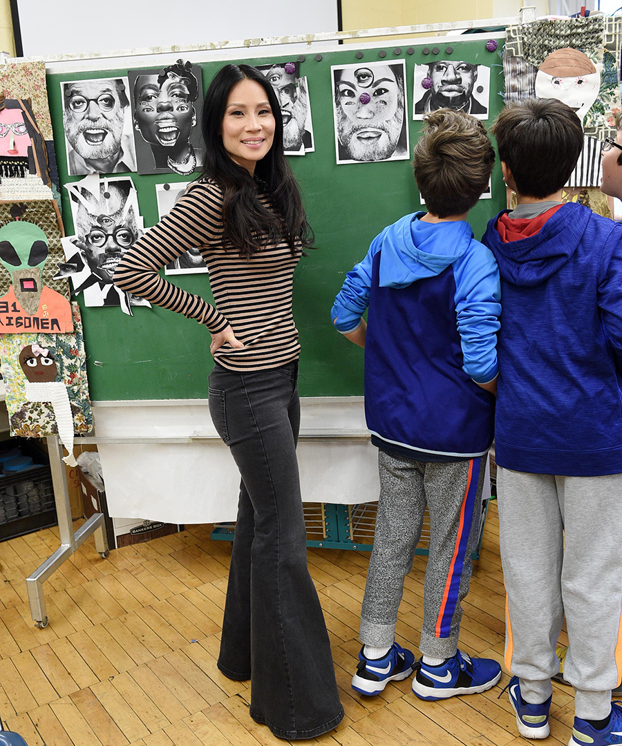 Lucy Liu Gets Passionate With LIFEWTR