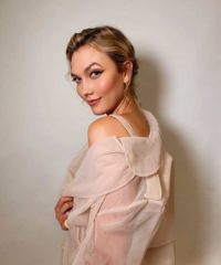 Celebrate Galentine's Day Like Karlie Kloss