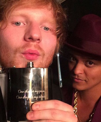 Our Favorite Celebrity Instagrams from the Grammys