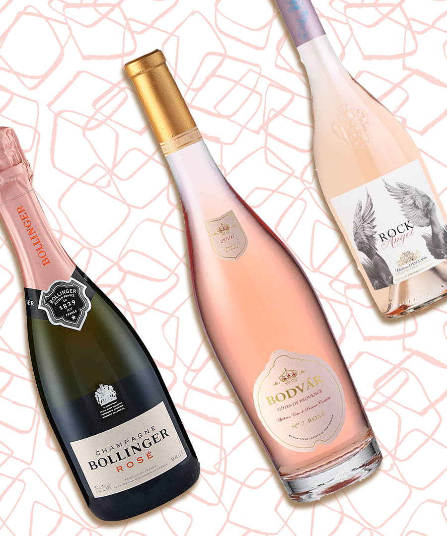 12 Refreshing Rosés to Try This Summer