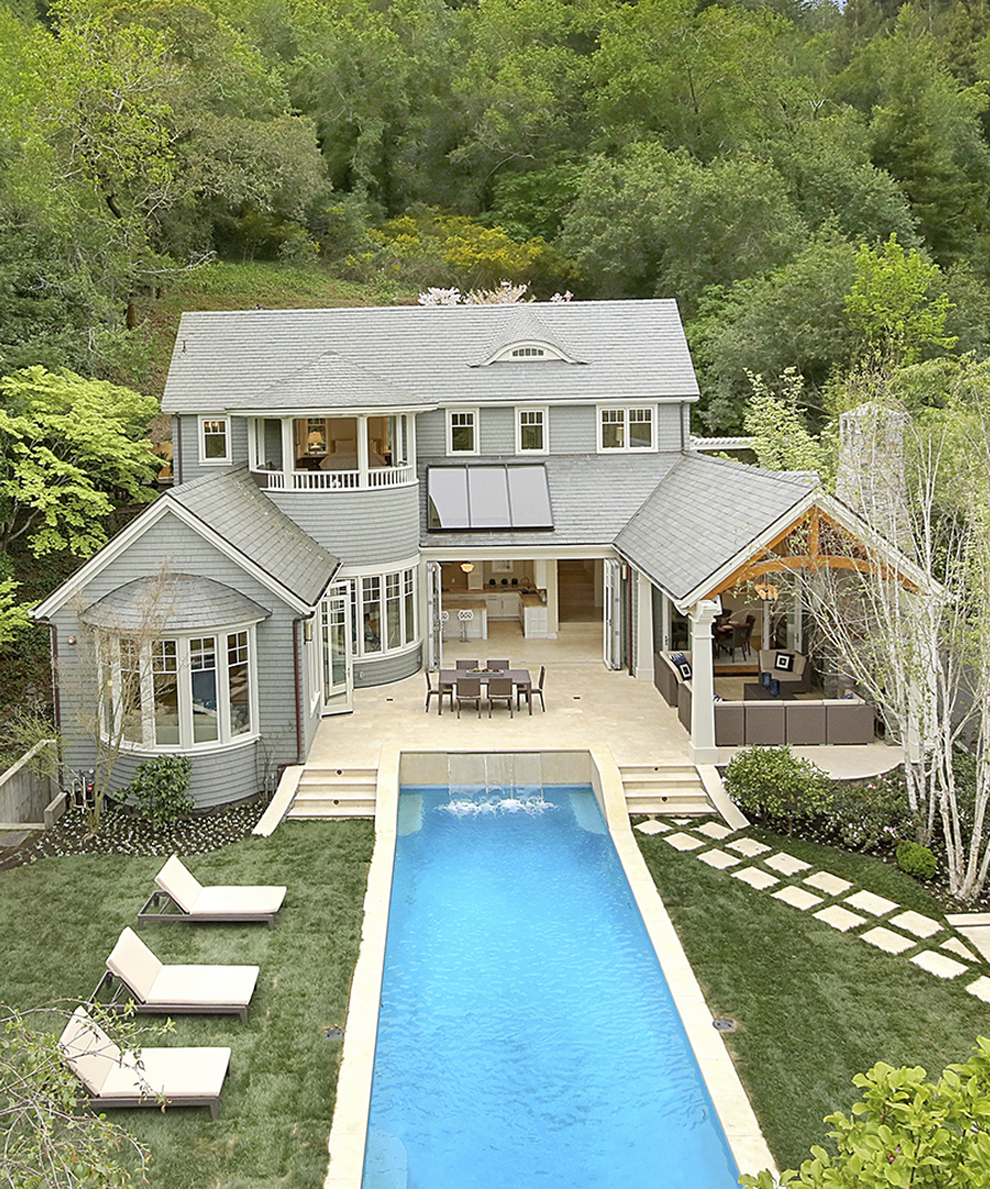 Tour a $5.5 Million Marin County Residence