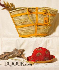 The Raffia Inspired Accessories We Need For Spring