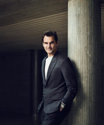 Roger Federer's Path to Success On and Off The Court