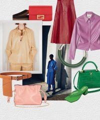 Trending: Leather Weather