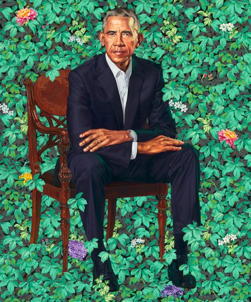 """""""The Obama Portraits"""" in Chicago"""