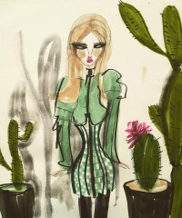 8 Fashion Illustrators to Follow on Instagram