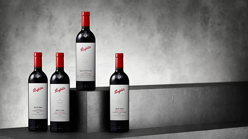 Penfolds' four new California wines