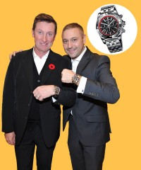 Watch & Learn: Wayne Gretzky's Breitling