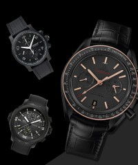 11 All-Black Watches for Men