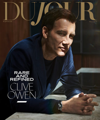 Clive Owen is Rare and Refined