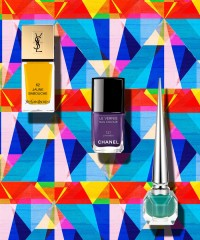 Jewel-Toned Nail Polishes for Summer