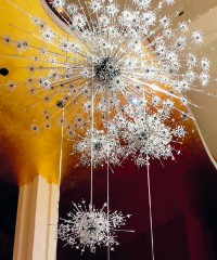 The Most Beautiful Thing in the World Today: Chandeliers