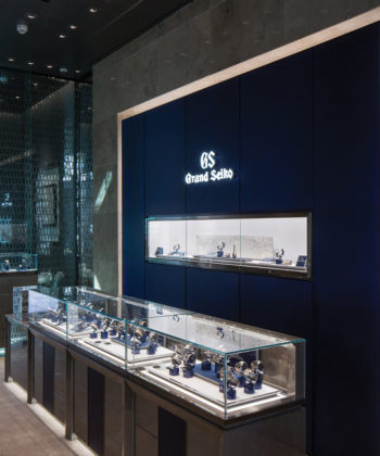 Grand Seiko Is On the Rise This Season