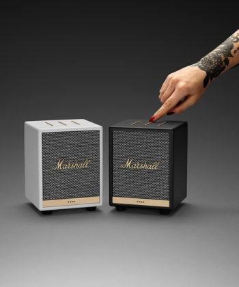 Listen With a New Stylish and Smart Marshall Speaker