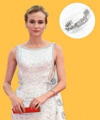 Watch & Learn: Diane Kruger's Jaeger-LeCoultre