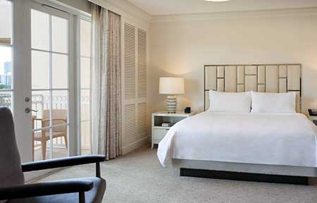 Suite at JW Marriott Turnberry