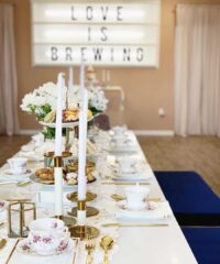 13 Ways to Make an At-Home Bridal Shower Extra Memorable