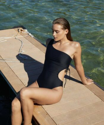 Chic One-Piece Swimsuits To Try Out