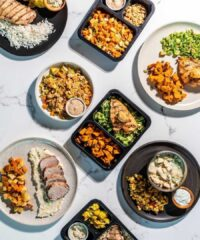 8 Healthy Meal Delivery Services