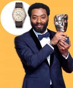 Watch & Learn: Chiwetel Ejiofor's Jaeger-LeCoultre