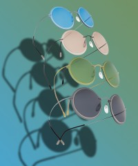 Wes Gordon's First Foray into Eyewear Is a Big Success