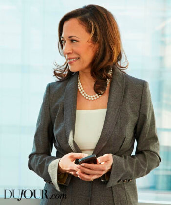 Exclusive: Kamala Harris' Rise