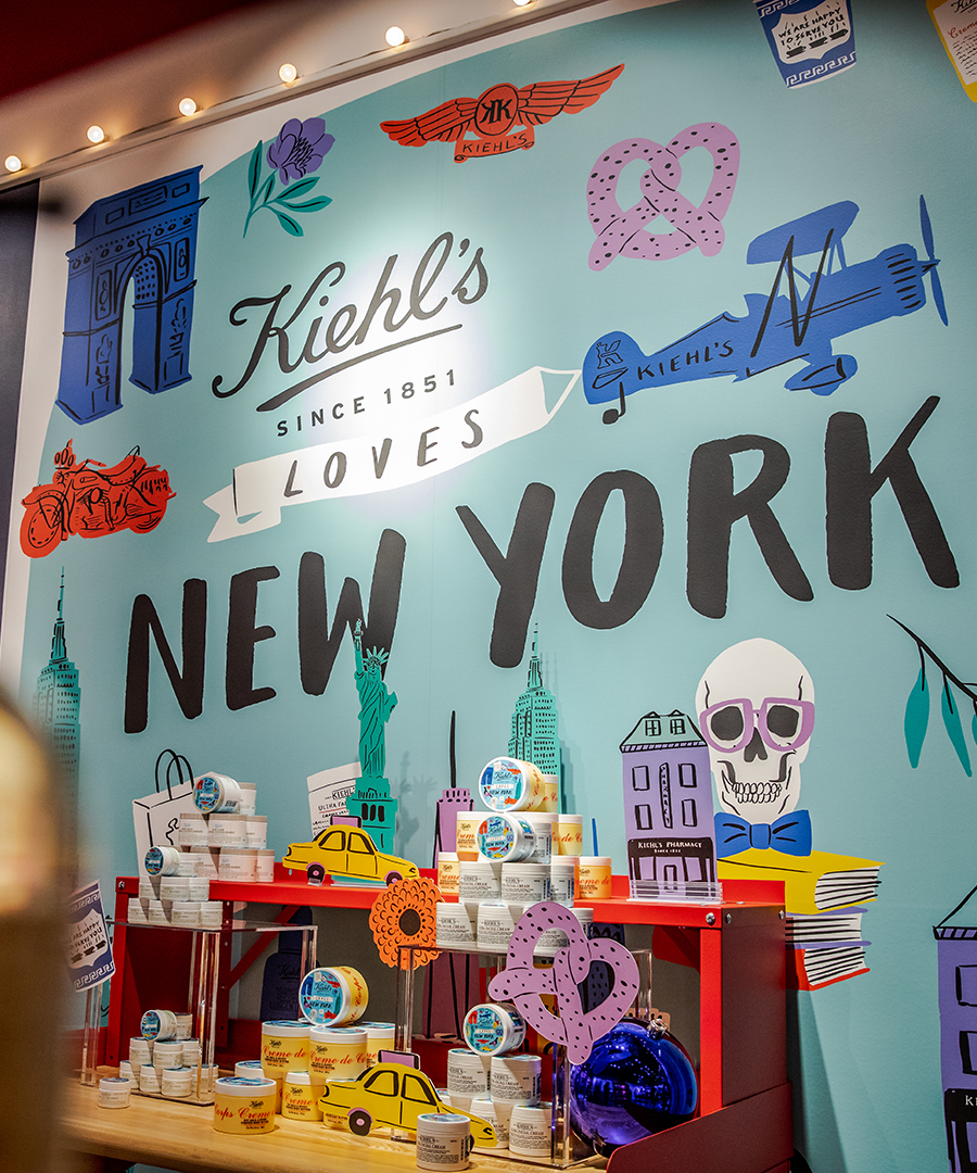 Visit The Kiehl's Gifting Workshop This Holiday Season