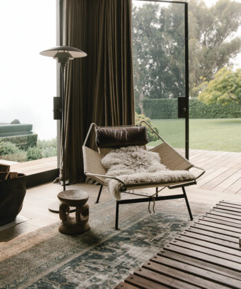 Jenni Kayne's new book, Pacific Natural at Home, shows how to execute a laid-back luxe vibe in your home