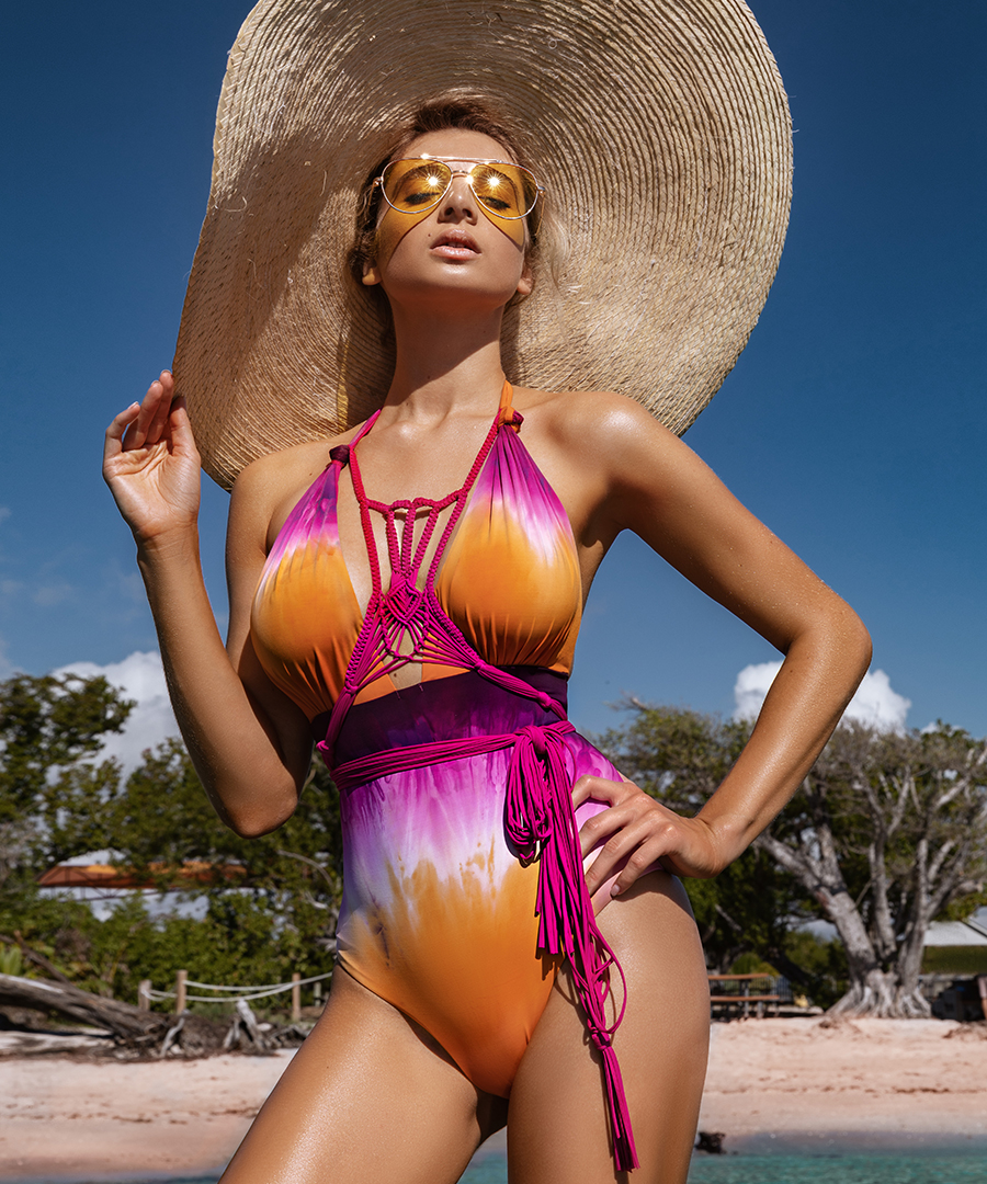 Nu Wave Swim's Sustainable Debut at Miami Swim Week