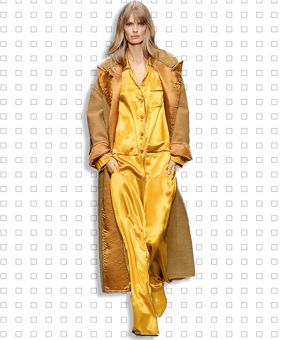 Style Trend: Shades of Yellow