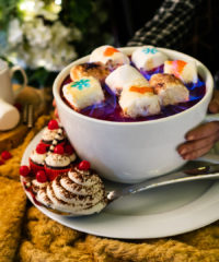 Share a 15 Pound Spiked Hot Chocolate in NYC