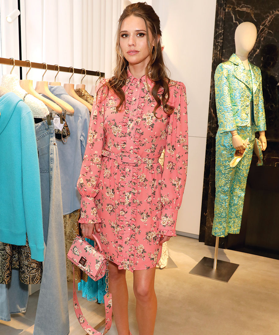 This luxe British resort label is getting a decidedly debonair makeover