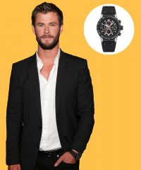 Watch & Learn: Chris Hemsworth's TAG Heuer