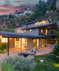 Billy Duffy of The Cult Lists Hollywood Hills Home