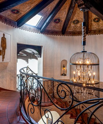The actor recently purchased the $7.1 million California mansion for his mother