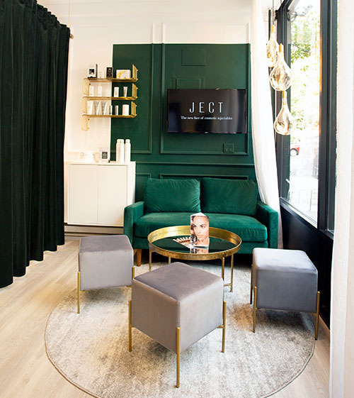 Ject's new Upper East Side skin clinic