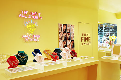 The Last Line NYC boutique