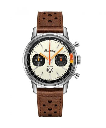 Breitling Teams Up With Deus Ex Machina