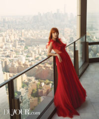 Photos of Actress Jessica Chastain