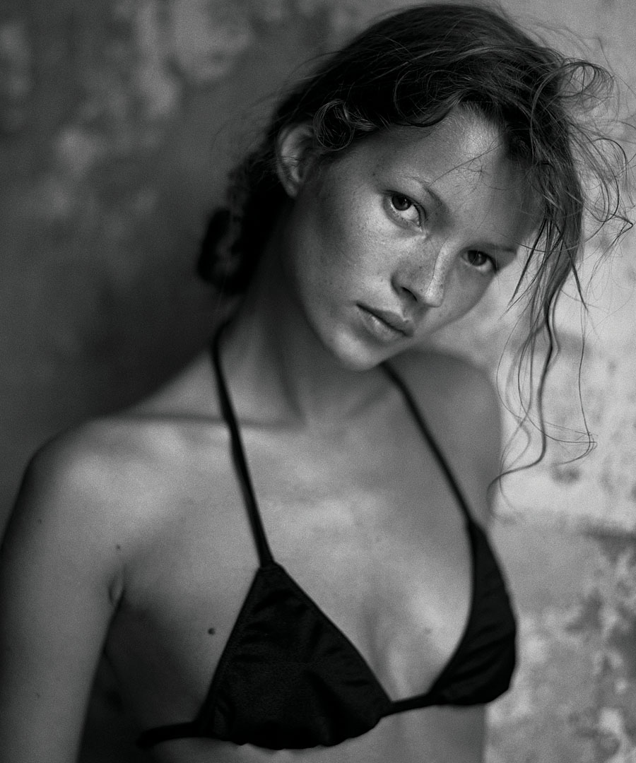 An Exhibit Dedicated to Kate Moss