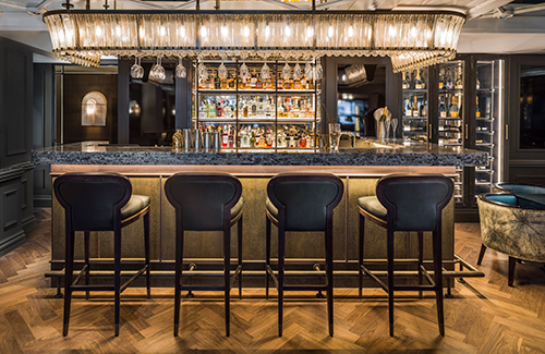 The Dandy Bar at The Mayfair Townhouse