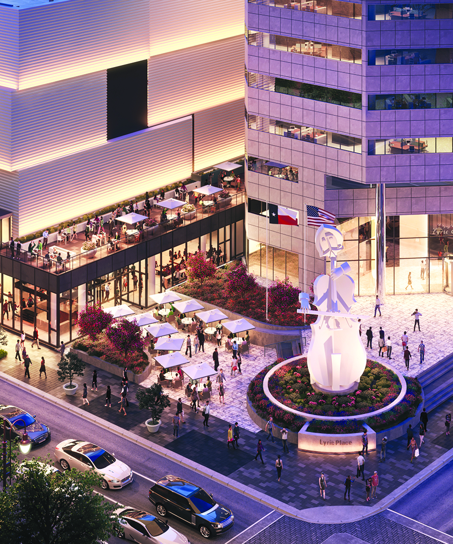 Innovative Dining in Downtown Houston