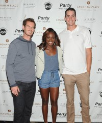 Party with the (Tennis) Pros