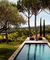 An Art-Filled Private Getaway in the South of France