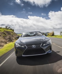 Flagship Lexus LC 500 Is a Game-Changer