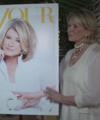 DuJour and South Beach Wine and Food Festival Welcome Martha Stewart
