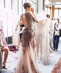 Wedding Trend: Embellished Gowns