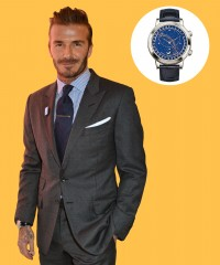 Watch & Learn: David Beckham's Patek Philippe